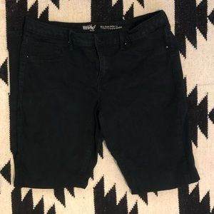 Mossimo mid-rise jegging